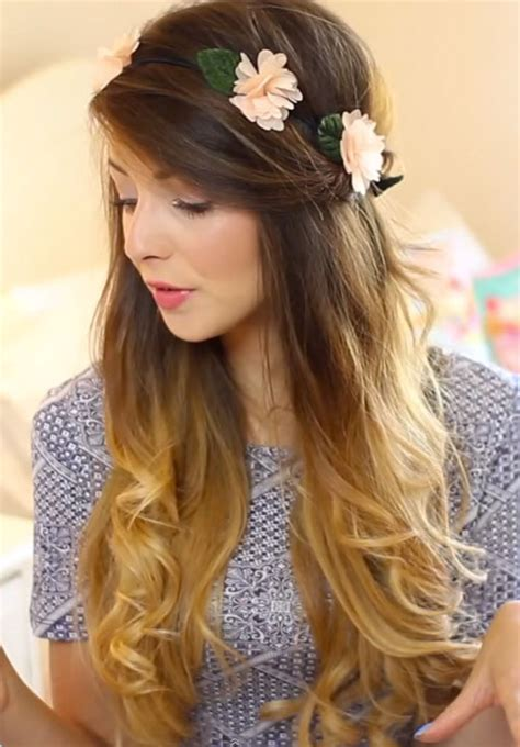 pinned back hairstyles style