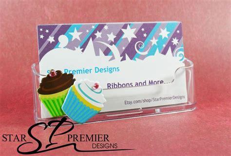 Cupcake Business Card Holder