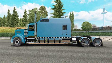 kenworth truck w900l kenworth w900l for truck simulator 2