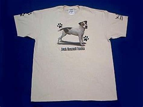 jack russell  shirt  animal world