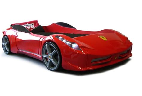 car cing bed extreme car beds aero spider red racing car bed by extreme car beds extreme car