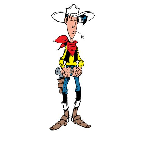 The Lucky Luke by Lucky Luke