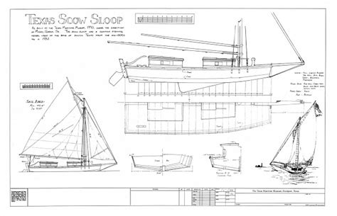 scow hull plans large sailing scow page 4 boat design net