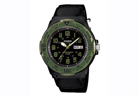 Casio Standard Mrw 200hb Original watchband casio mrw 200hb 1bv
