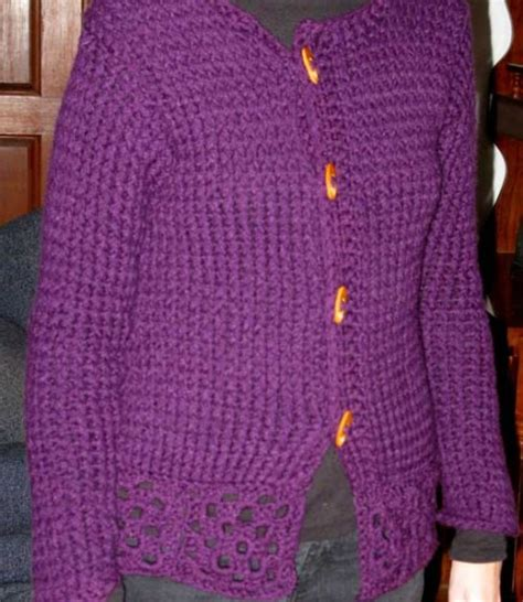 knitting loom sweater loom knit sweater patterns a knitting