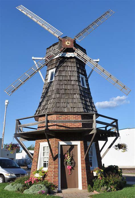 blades lincoln il windmill buildings roadsidearchitecture
