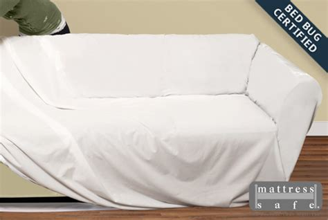 bed bug couch covers furnituresafe furniture encasements rv mattress protectors