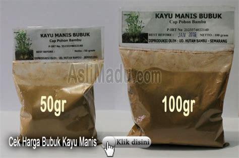Bubuk Kayu Manis Palembang manfaat kayu manis dan madu