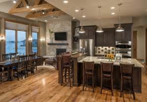 modern house kitchen designs rustic modern lake house transitional kitchen omaha by core concepts cabinets design