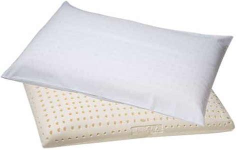 materasso antiallergico cuscino antiallergico in lattice quot pisolo quot 183 alboland