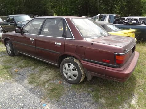 87 Toyota Camry 86 87 88 89 90 91 Toyota Camry Fuel 180395 Ebay