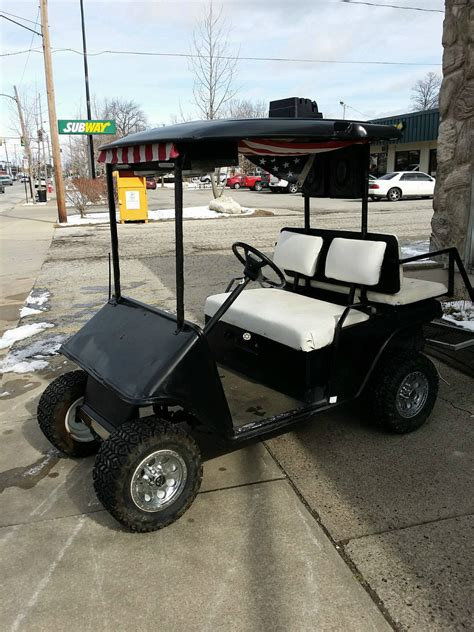 ezgo golf cart gas  sale