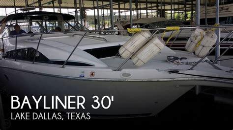 lake dallas boats for sale sold bayliner 3255 avanti boat in lake dallas tx 116820