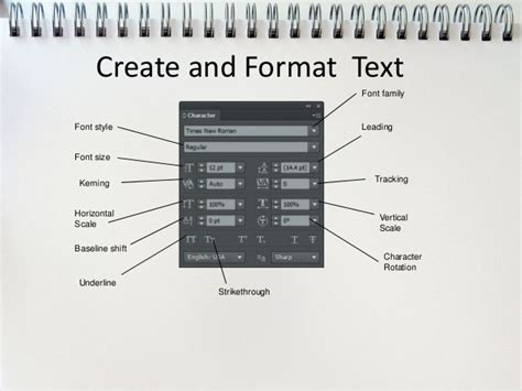 format cd text adobe illustrator getting started