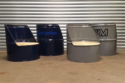 Kursi Dari Drum 15 furniture unik dan keren dari drum bekas dirumahku
