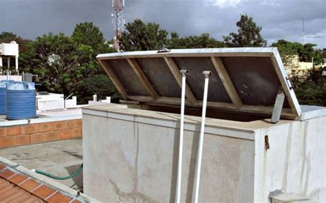 get the best from a water tank the hindu