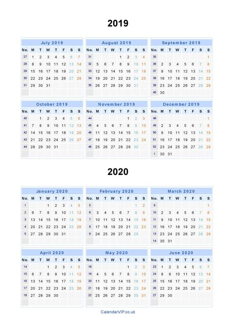 split year calendars   calendar  july   june calendar july