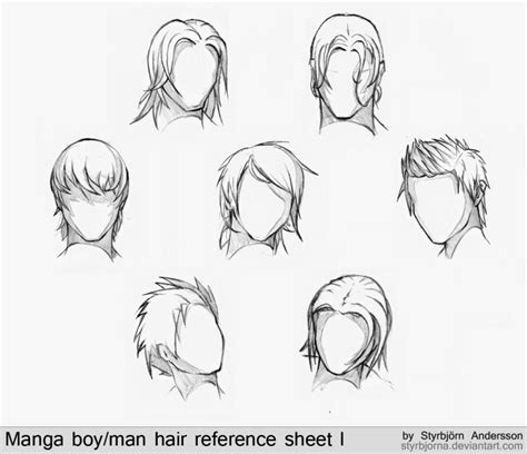 manga girl hair reference image gallery manga hair