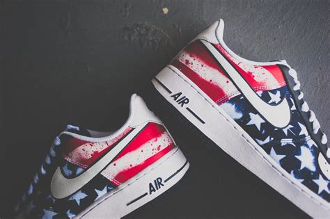 Nike Air 1 And Stripes nike air 1 low independance day 2014