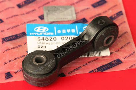 Link Stabilizer Hyundai Atoz atoz visto service spare parts link stabilizer depan