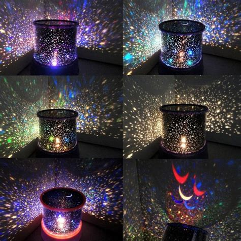 solar galaxy laser light starry master gift led unique design projector multi