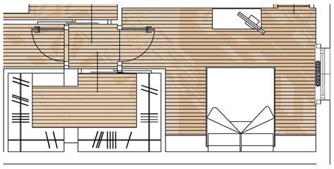 cabina armadio triangolare percorsi ridisegnati per una casa pi 249 vivibile cose di casa