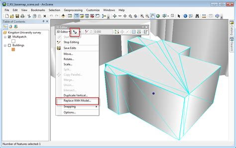layout view in arcscene making a large scale 3d map part 2 arcgis blog