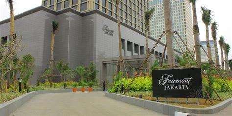 best price on fairmont jakarta hotel in jakarta reviews fairmont jakarta bakal jadi tempat menginap kontingen sea