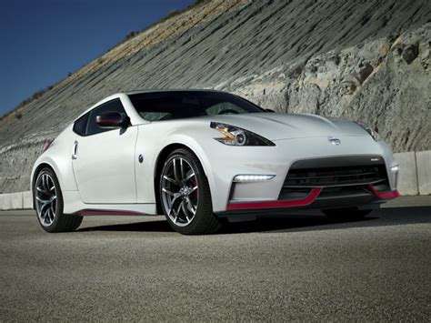 Nissan 370z Coupe Models Price Specs Reviews Cars Com