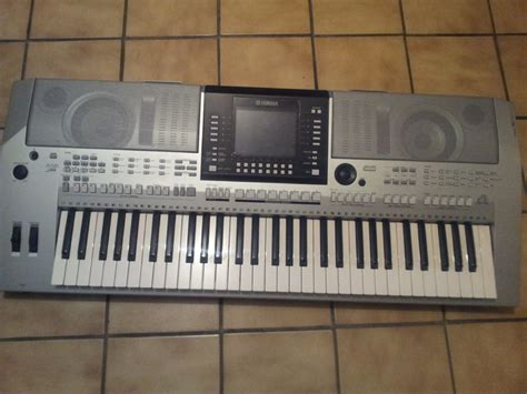 Keyboard Yamaha Psr S910 yamaha psr s910 image 575929 audiofanzine