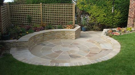 Patio Gardens Ideas Landscape Garden Design In Bexhill Medium Size Garden East Sussex