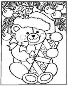 Christmas Advanced Colouring Pages sketch template