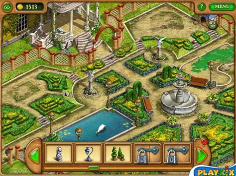 Gardenscapes Part 1 Gardenscapes Play Free Ozzoom