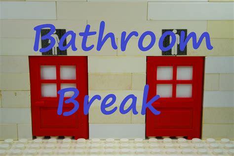movie bathroom break lego quot bathroom break quot youtube