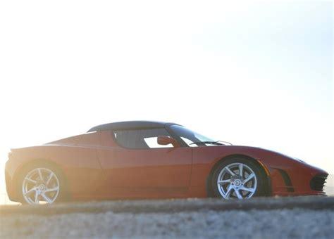 Top Speed Tesla Roadster 2010 Tesla Roadster Review Top Speed