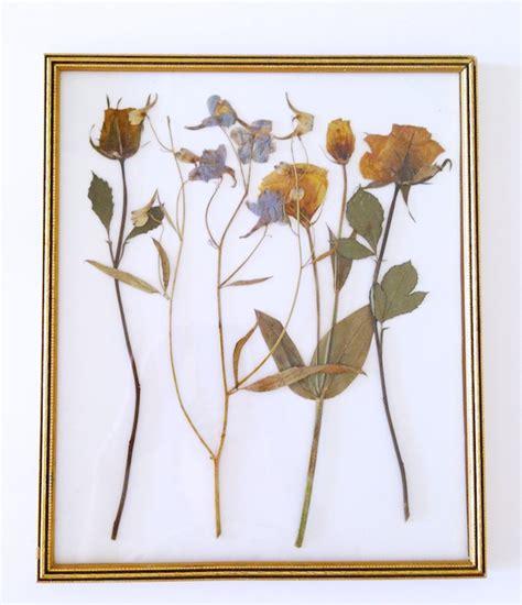 Flower Arrangements Diy diy gedroogde bloemen worden kunst roomed