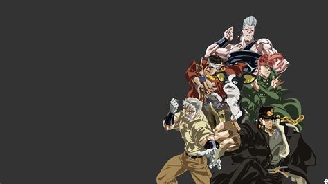 jojo stardust crusaders 1 jojo s adventure stardust crusaders hd