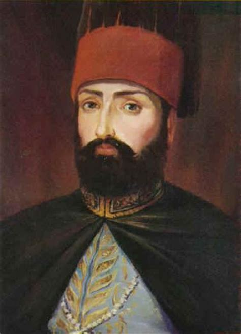 Leader Of The Ottoman Empire Mahmud Ii
