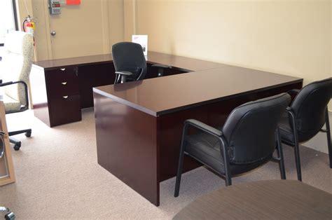 cherryman jade u shape desk mahogany office furniture
