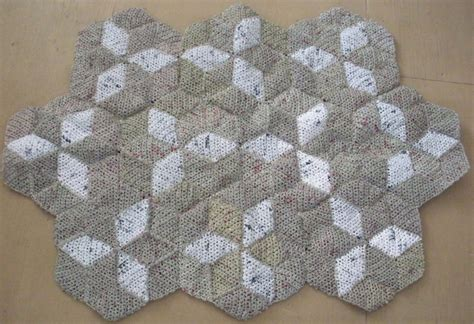 plarn rug pin by catherine obrien on craft ideas