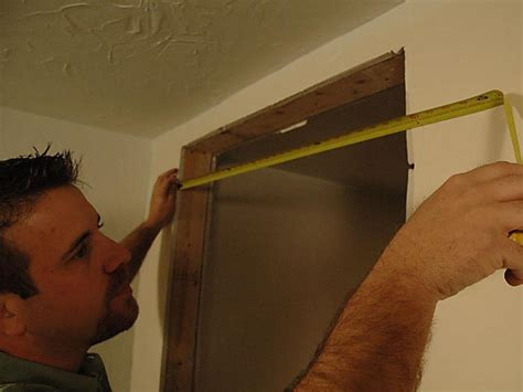 Hang A Prehung Interior Door How To Install A Pre Hung Door How Tos Diy
