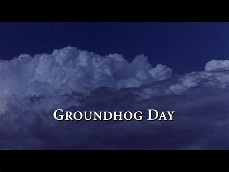 groundhog day genius ten thousand places december 2009