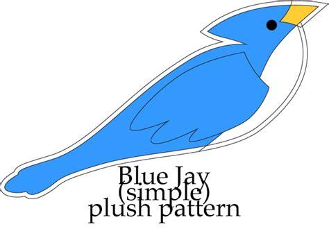 blue jay pattern simple pattern blue jay by taeliac on deviantart