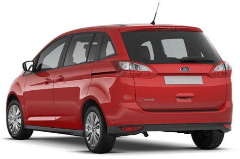 c max al volante listino ford c max 7 prezzo scheda tecnica consumi