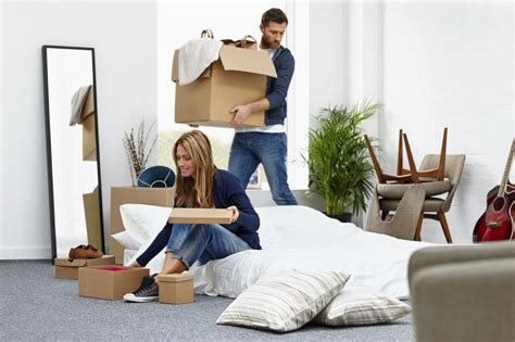 young couple room things to remember when you unpack