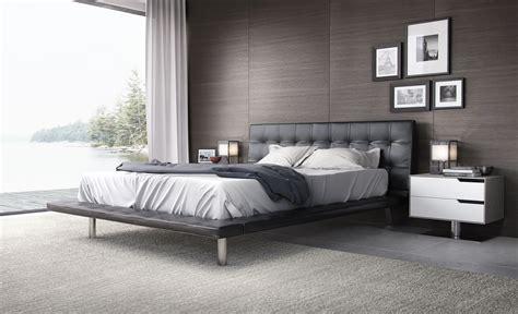 high end master bedroom set platform bed fashionable leather high end platform bed new orleans
