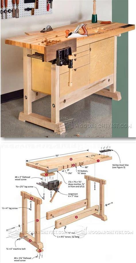 work bench designs best 25 workbench plans ideas on pinterest workbench