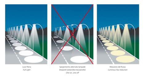 illuminazione stradale normativa normative illuminazione pubblica reverberi enetec