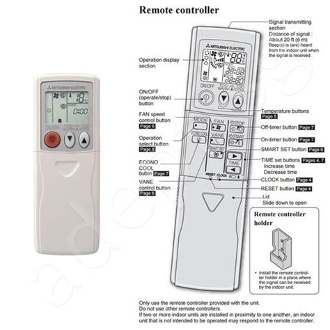mitsubishi electric ac remote mitsubishi electric system 1 inverter muy ge13va msy