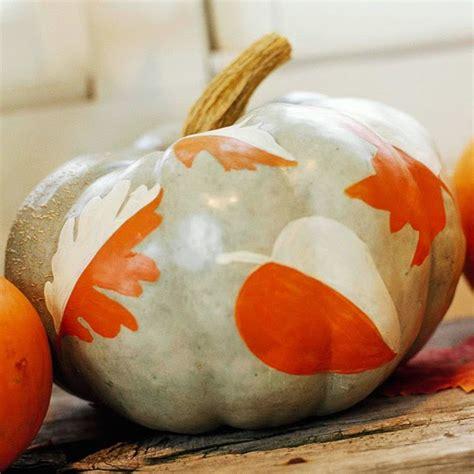 pumpkins painted easy painted pumpkins 2013 decorations ideas
